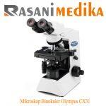 Mikroskop Binokuler Olympus CX31