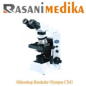 Mikroskop Binokuler Olympus CX41