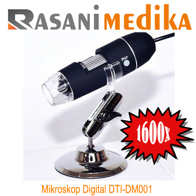 Mikroskop Digital DTI-DM001 (1600x)