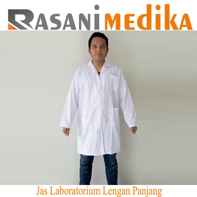 Jas Laboratorium Lengan Panjang