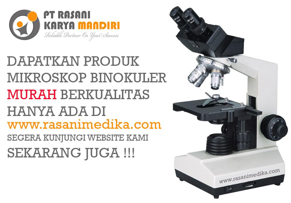 Mikroskop Binokuler Murah