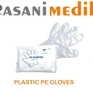 PLASTIC PE GLOVES