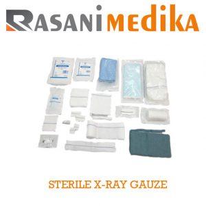 STERILE X-RAY GAUZE