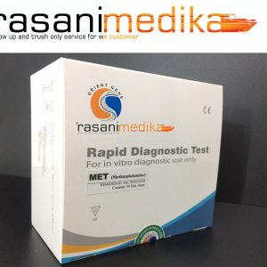 Rapid Test Drugs Orient Gene Strip MET Isi 50 Alat Tes Stick Urine Cek Methamphetamine