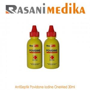 AntiSeptik Povidone Iodine OneMed 30ml