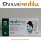 Masker Jilbab 3ply OneMed