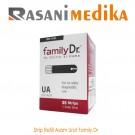 Strip Refill Asam Urat Family Dr