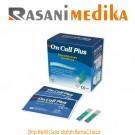 Strip Refill Gula On Call Plus