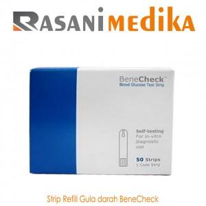 Strip Refill Gula darah BeneCheck