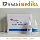 Test Kit Garam Beryodium ( Iodine ) Chemkit