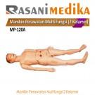 Manikin Perawatan Multifungsi 2 Kelamin