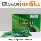Multidrug 5 parameter Monotres