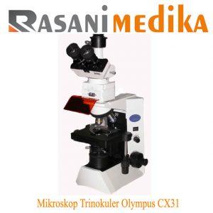 Mikroskop Trinokuler Olympus CX31